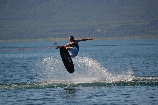wakeboard plaatje